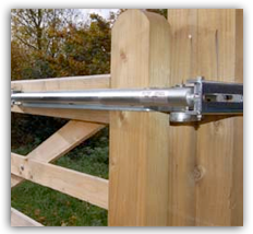 Border Esk Fencing Ltd - Field Gate Fitting