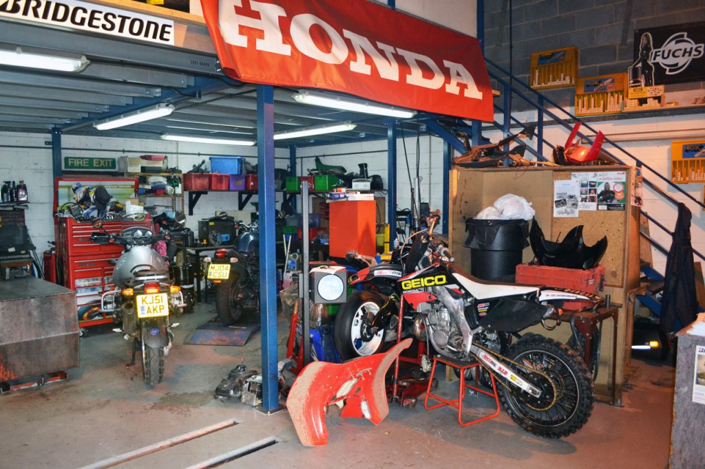Motorbike Repair Services in Lincoln
